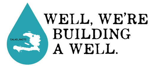 Well, We're Building a Well